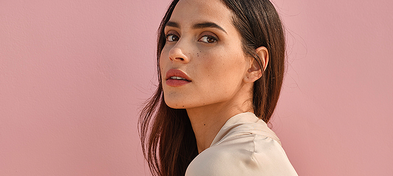 Adria Arjona Shares Her Beauty Secrets